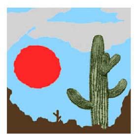 太陽のほほえみイメージ
